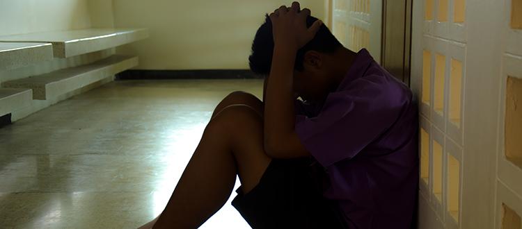 Perheen köyhyys painaa nuoren mieltä